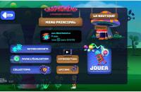 Interface design gaming