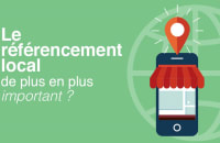 Référencement local / Campagne Netlinking / SEO Off page