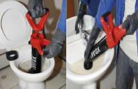 débouchage éviers, douche, lavabo, baignoire, WC… manuellement