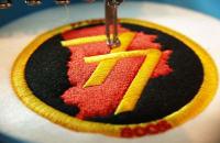 Broderie sur textiles