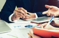 Structuration levée de fonds & Rédaction Pitch Deck/IM, BP)