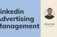 Gestion campagne LinkedIn Ads