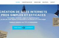 Site Internet Vitrine et mise à jour de contenu