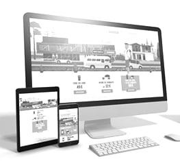 Video présentation application et site web