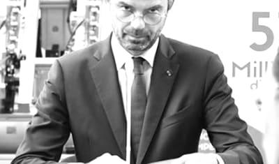Premier ministre - Kakemono