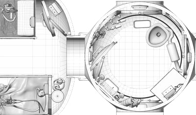 Mission Gombessa V 3D