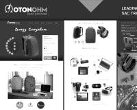 Landing Page Otonohm