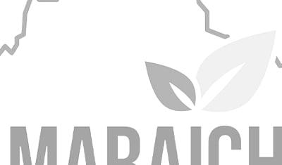 Logo LES MARAÎCHERS - Habillage packaging