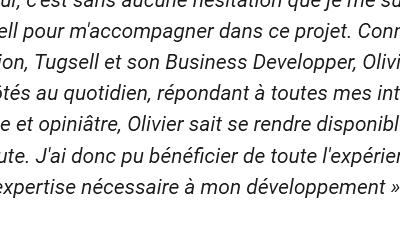 Etude de Marché - Témoignage Hélians - Mr Hans Lorne - Saint-Malo - Créateur de parfums