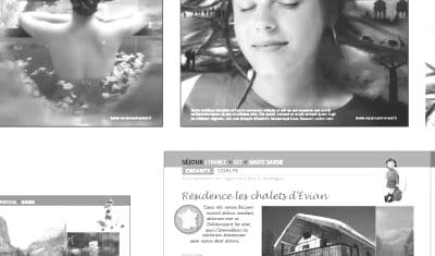 Affiches campagnes institutionnelles, chartes graphique de catalogues