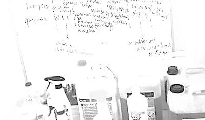 Formation en alternance PROPRETE - Les produits d'entretien