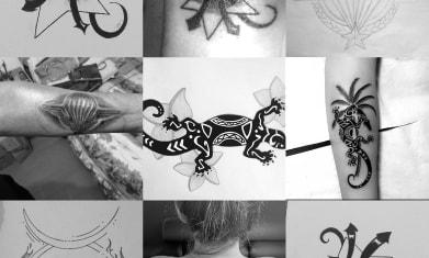 Projets de tatouages