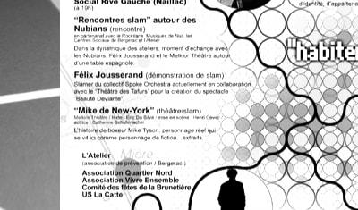 Dorsale - Pascal Rempenaux / Prestation Com - PAO