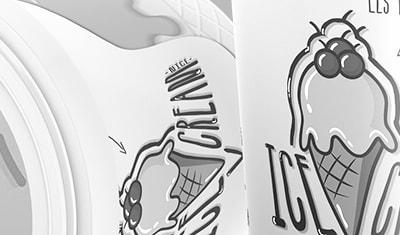 Produit Design - Ice Cream Nice