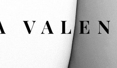 ANNA VALENTINA - Photographe - Création de logo