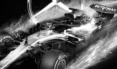 MB F1 Petronas