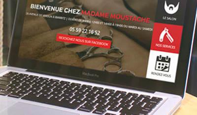 Madame Moustache - Salon Coiffeur / Barbier