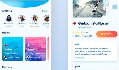TravelToDo Mobile App