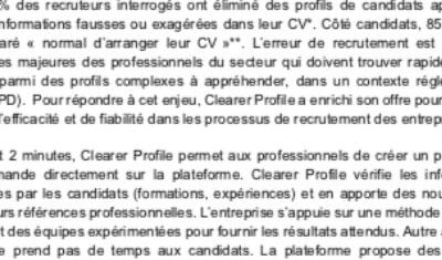 MARKETING DE CONTENUS / RÉDACTION
