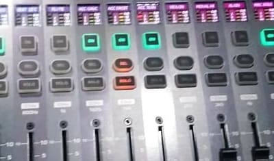 Console de mixage SIIMPACT Soundcraft