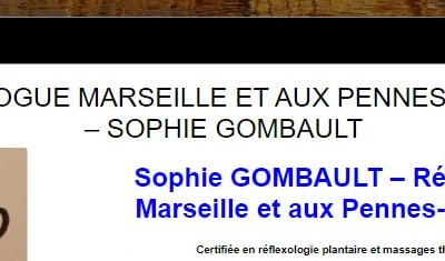 Référencement d'une réflexologue sur Marseille