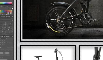 DUCATI Déco gamme vélos électrique