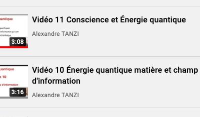 Vidéos énergie quantique 9 à 12