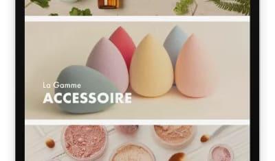 Borne tactile client - Instituts Une Heure Pour Soi