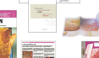 Chartes graphique, publications, Presse quotidienne
