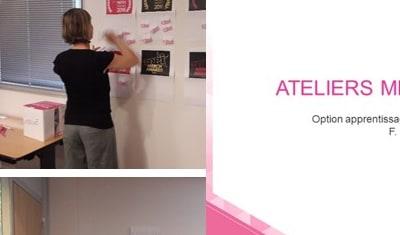 Création et animation de sessions de Formation