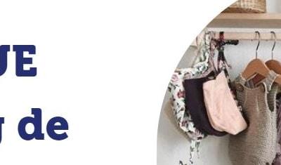Site e-commerce vente de vêtements d'enfants