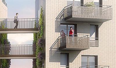 Real Estate Promotion - Bagneux