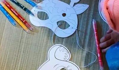 Animation enfant - Safari