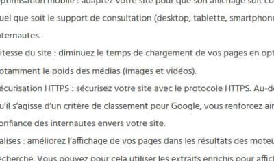 // Article de blog // Le SXO en e-commerce