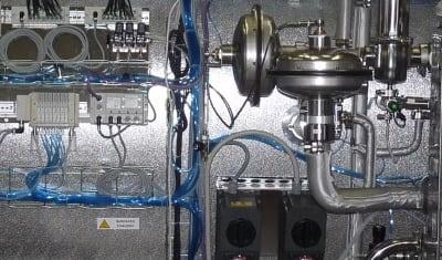 Autoclave de stérilisation terminale