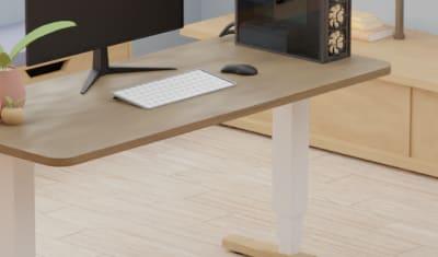 Remote work - Scénette 3D