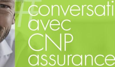 Site du rapport d'activité de CNP Assurances