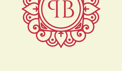 Logo et Identité de marque de Pays Bohème