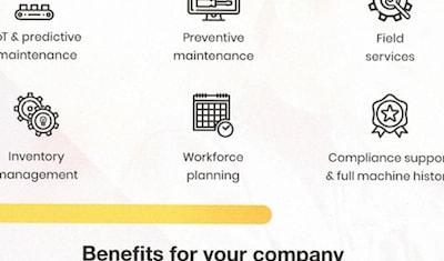 Brochure en anglais / Logiciel Industrie 4.0