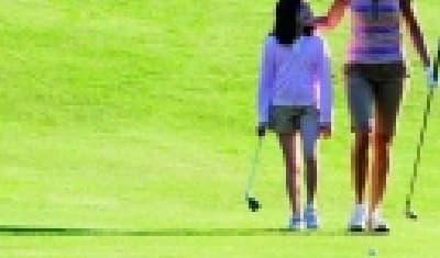 Le golf c'est pour la vie (suite)