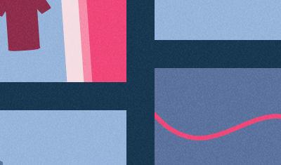 Illustrations vectorielles pour motion design
