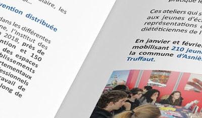 Rapport d'activité Institut des Hauts de Seine