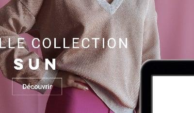 Création d'un site e-commerce, secteur vêtement haut de gamme