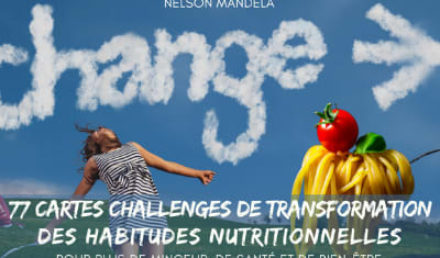 77 cartes de transformation des habitudes nutritionnelles