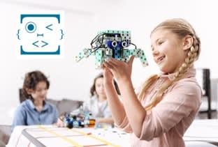Activités robotiques Algora 9-14 ans