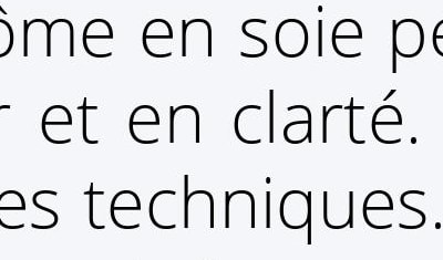 Rédaction Web Fiche Produit Musique