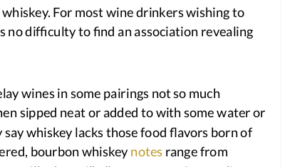 Pairing Whiskey with Dessert: https://thewhiskeywash.com/lifestyle/pairing-whiskey-with-dessert/