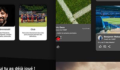Création interface web Match2Match