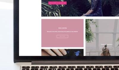 Création site e-commerce Nathalie Chaize