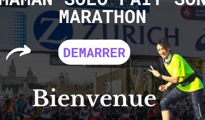 Maman Solo Fait Son Marathon